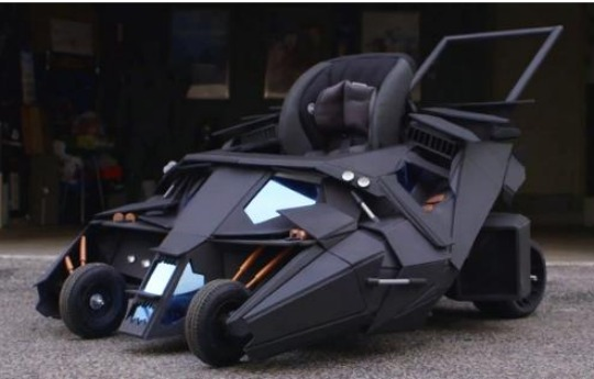 batmobile buggy 2 pm