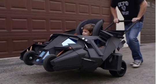 batmobile buggy pm