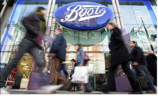 boots sale pm