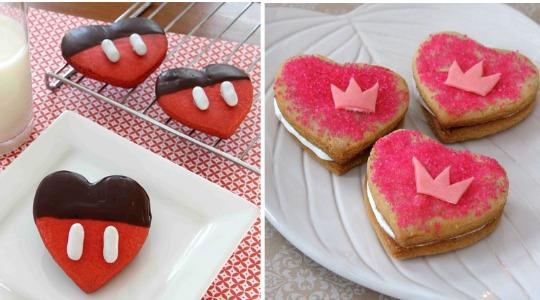 disney valentines baking pm