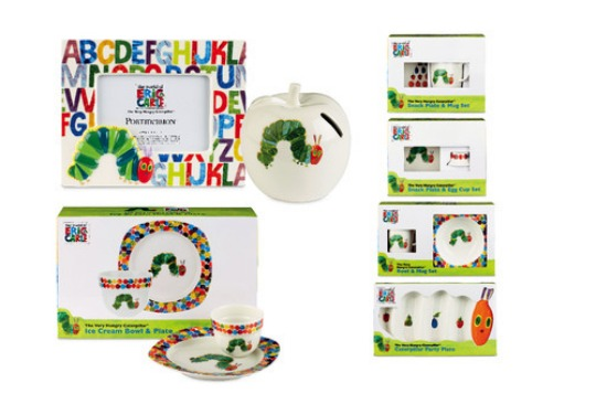 hungry caterpillar pm