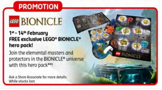 lego bionicle pm