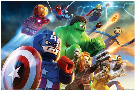 lego marvel super heroes pm