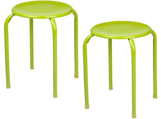 lime stool