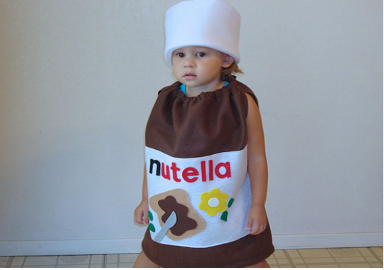 nutella baby pm