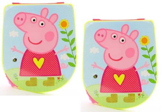 peppa pig art case