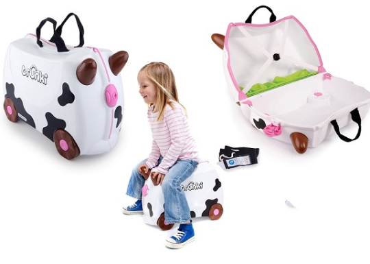 Frieda the Trunki Cow