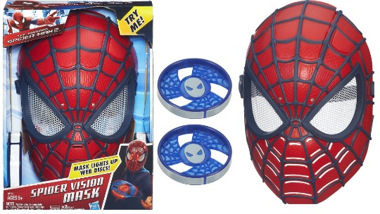 spidey mask pm