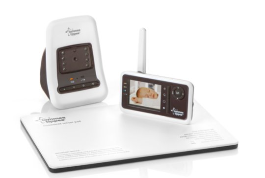 Tommee Tippee Closer To Nature Video Monitor