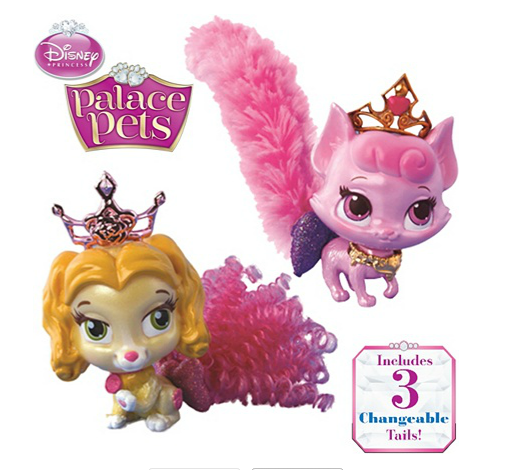 Disney Palace Pets Fashion Tails