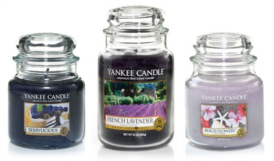 Yankee candles pm