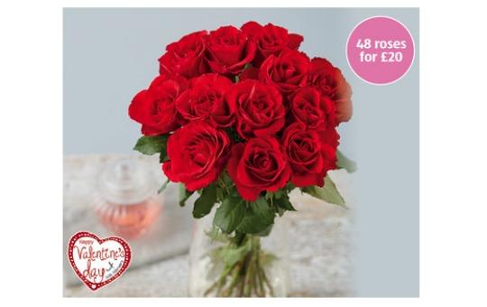aldi roses pm