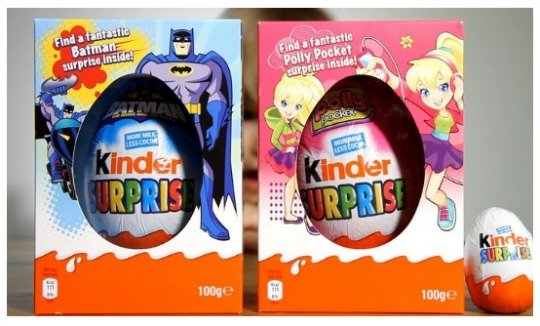 batman kinder egg pm