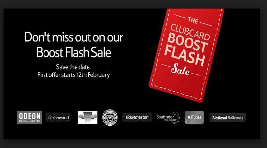 clubcard flash