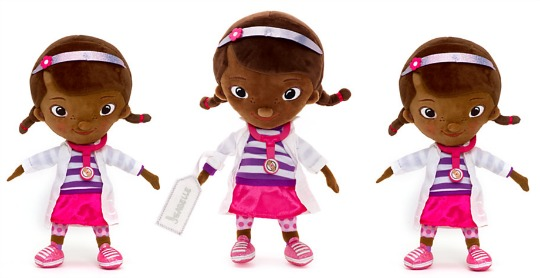 doc mcstuffins doll pm