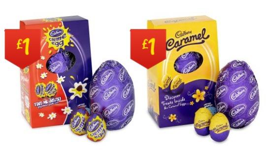 easter eggs asda pm