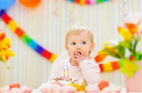 first birthday pm