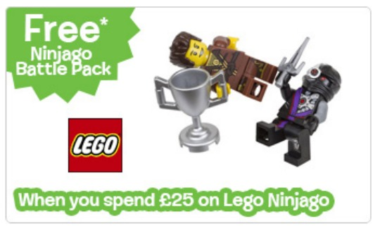 free lego ninjago pm