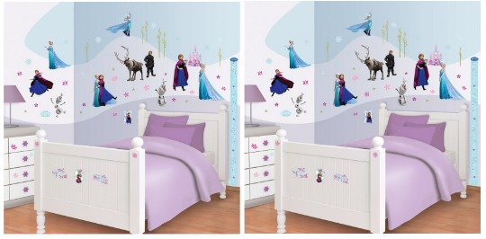 frozen wall stickers pm