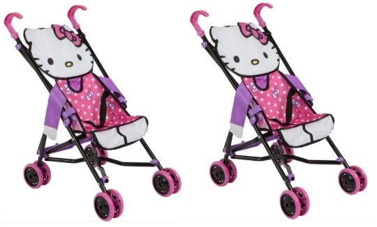 hello kitty stroller pm