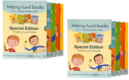 helping hands books