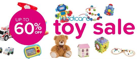 kiddicare toy sale pm