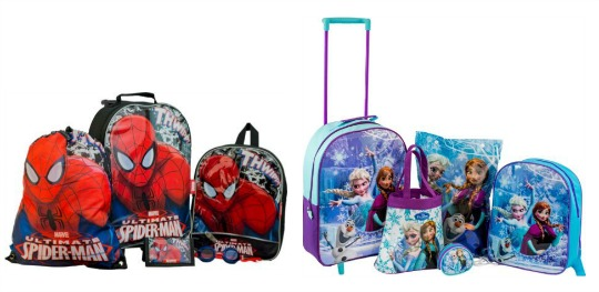 kids luggage argos pm