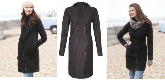 maternity coat pm