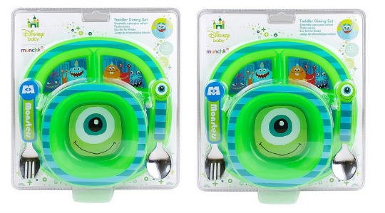 monsters inc dining set pm