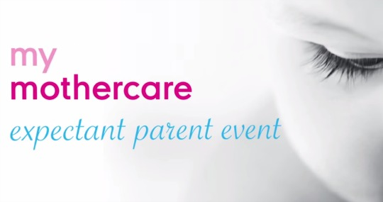 mothercare expectant parent event pm