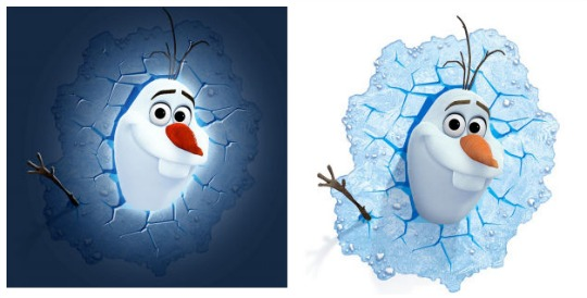 olaf 3d light pm