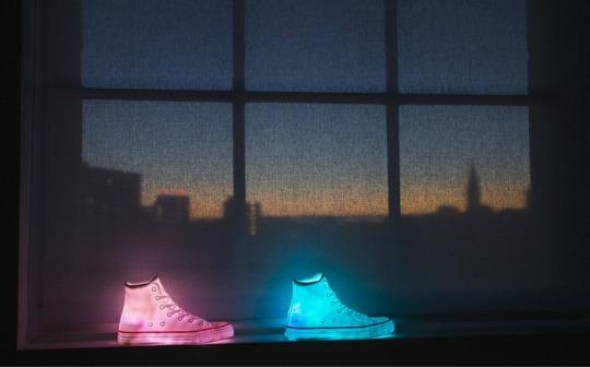 sneaker light 2 pm