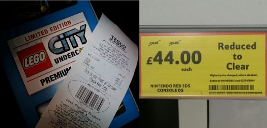 tesco consoles pm