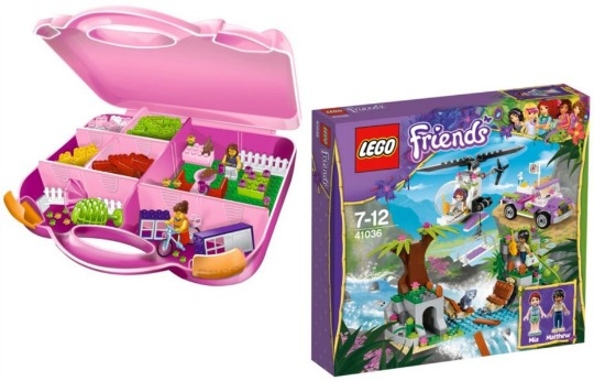 Lego Sets With 30 And More Off At Tesco Direct