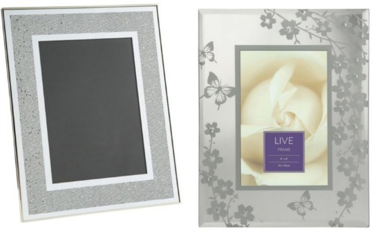 tesco photo frames