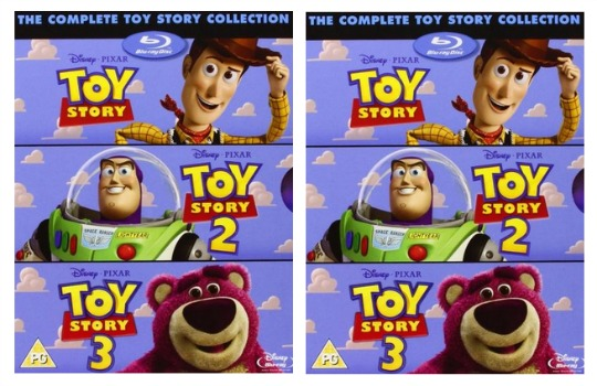 toy story blu ray pm