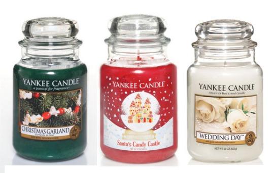 yankee candles large jar pm