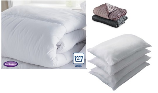 Bedding at ALDI