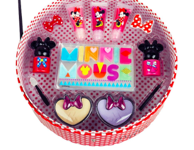 Minnie Mouse I Have Expensive Taste Make-Up Collection Case
