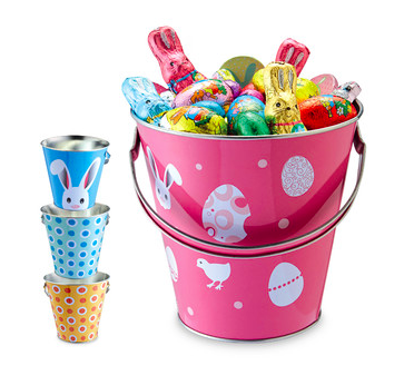 Aldi Easter Egg Hunt Tins