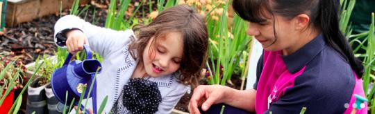 Dobbies Little Seedlings Kids Club