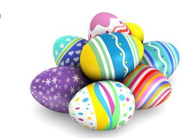 Easter Egg Trial