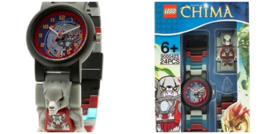 Lego Legends of Chima Watch