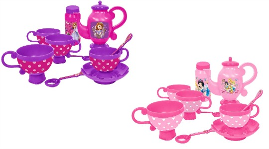 disney bubble tea sets