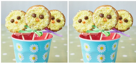 easter chick pops pm