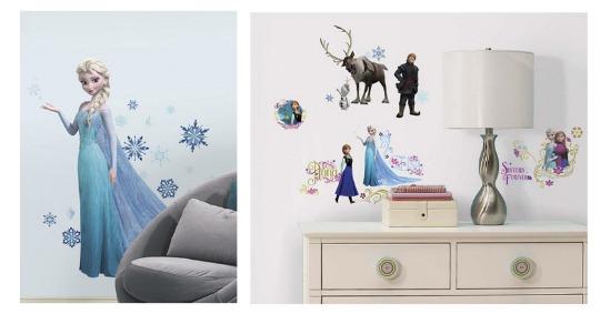 frozen stickers claires pm