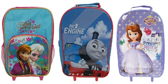 kids luggage asda pm