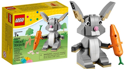 lego easter bunny pm