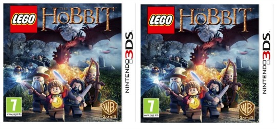 lego the hobbit 3ds pm