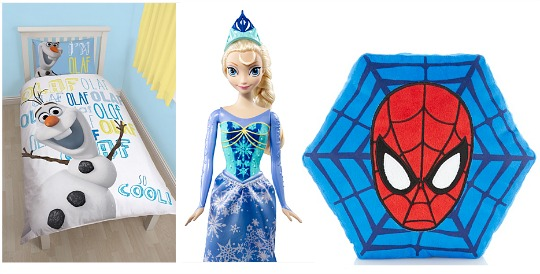 marvel frozen spend and save pm